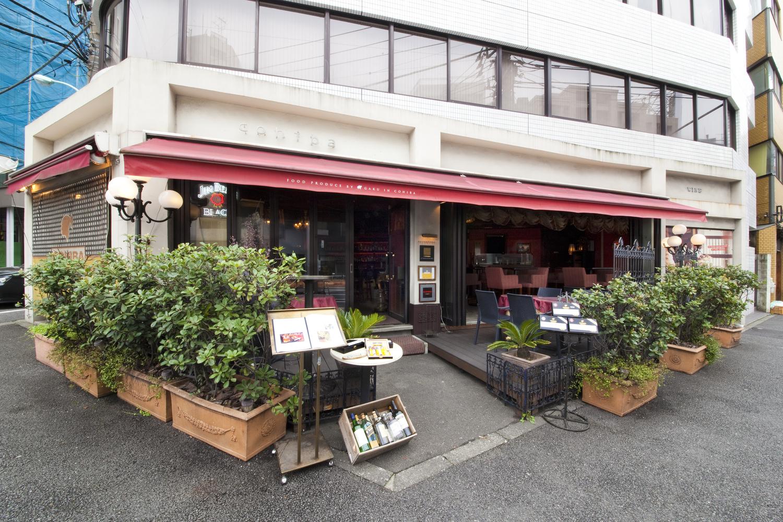 「COHIBA ATMOSPHERE TOKYO(東京都港区西麻布1-14-1)」の画像検索結果